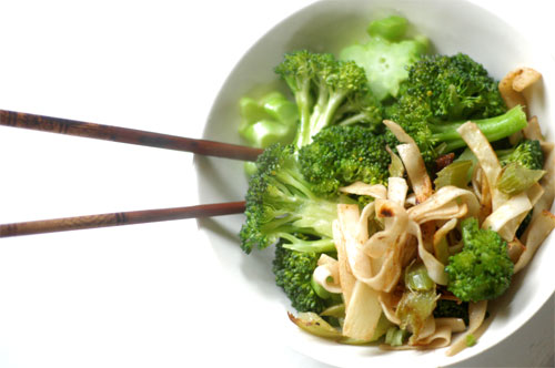 Broccoli-Lo-Mein