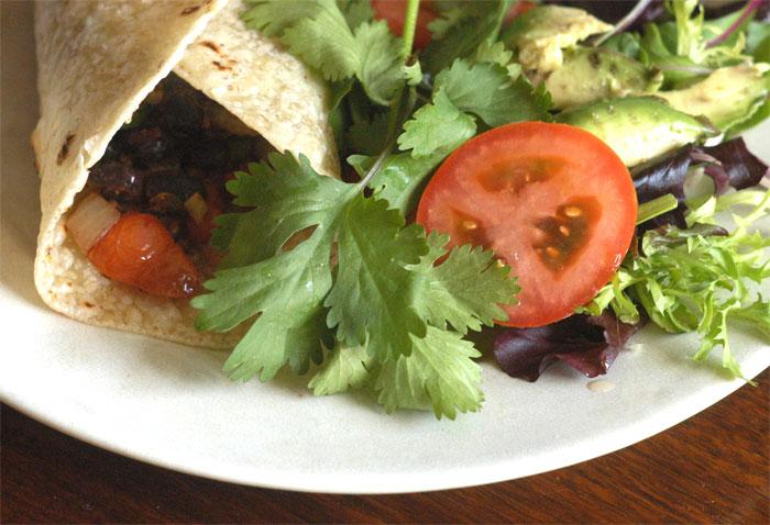 Burrito-cliantro