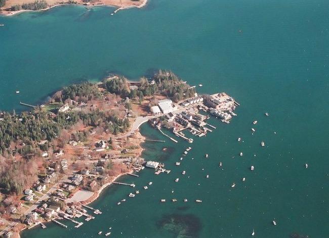 Southwest Harbor Maine 650x471