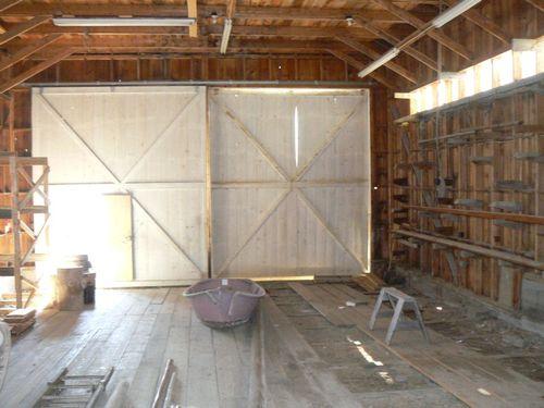 Ralph Stanley Boat Storage Building Interior 3 800x600