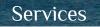 DDRE Menu Bar Services Button