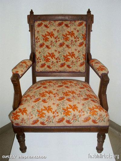 Nikisscreenprintedchair